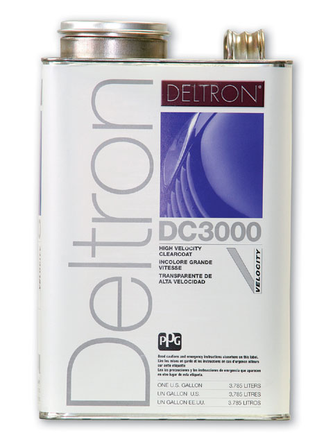 PPG's Deltron line contains a full line of easy-to-use professional-series products that are quite popular with collision repair shops. The wide range of color availability makes it a popular choice of restoration professionals and street rod builders.