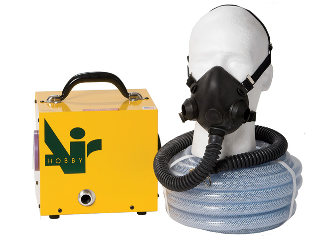 Air Respirators Breathin Easy Hot Rod Network