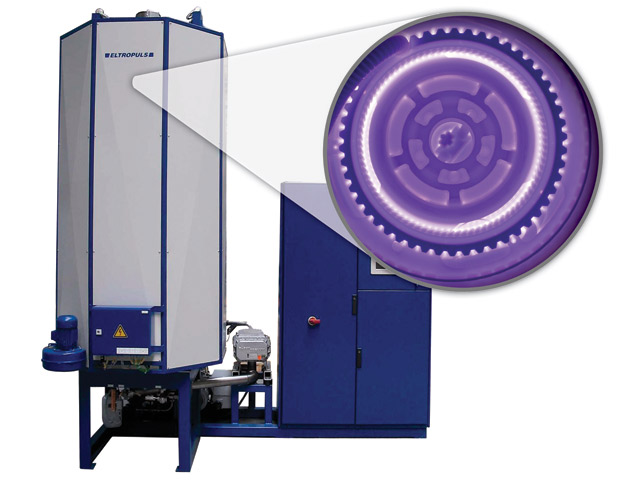Pro Plasma Nitriding from Comp Cams provides an additional layer of protection to flat-tappet cams. Courtesy of Comp Cams