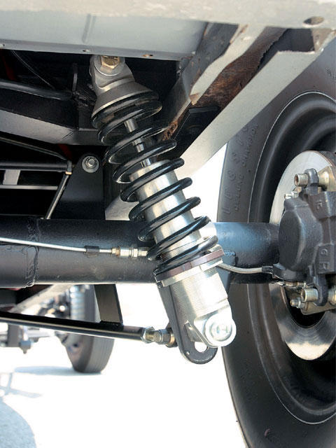 Right Angle Suspension : Coilover spring rates hot rod network