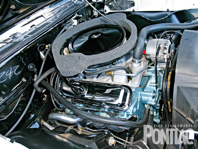 Ram Air Engine : Pontiac ram air v judge hot rod network