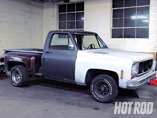 Build A Chevy Truck >> 1974 Chevy C10 Build The Saga Of Our Ls6 Powered Project Truck