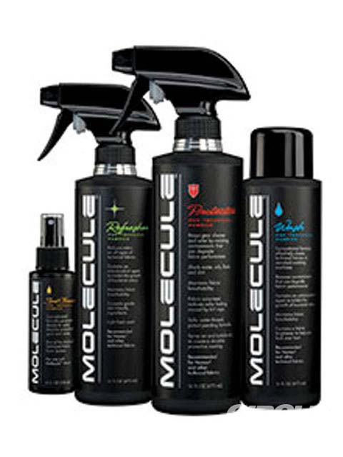 The Molecule Technical Fabric Care System is specially formulated to allow you to wash firesuits at home in your washing machine. Molecule Labs
