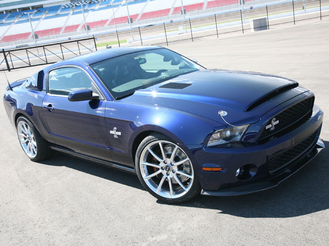 2010 Shelby GT500 Super Snake Edition