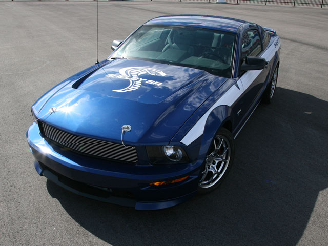 2005-2009 Shelby SR Performance Upgrade