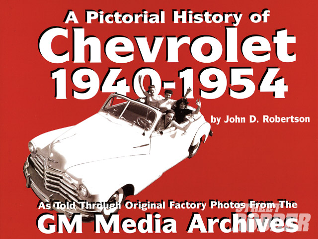 The 1949 54 Chevrolet Hot Rod Network