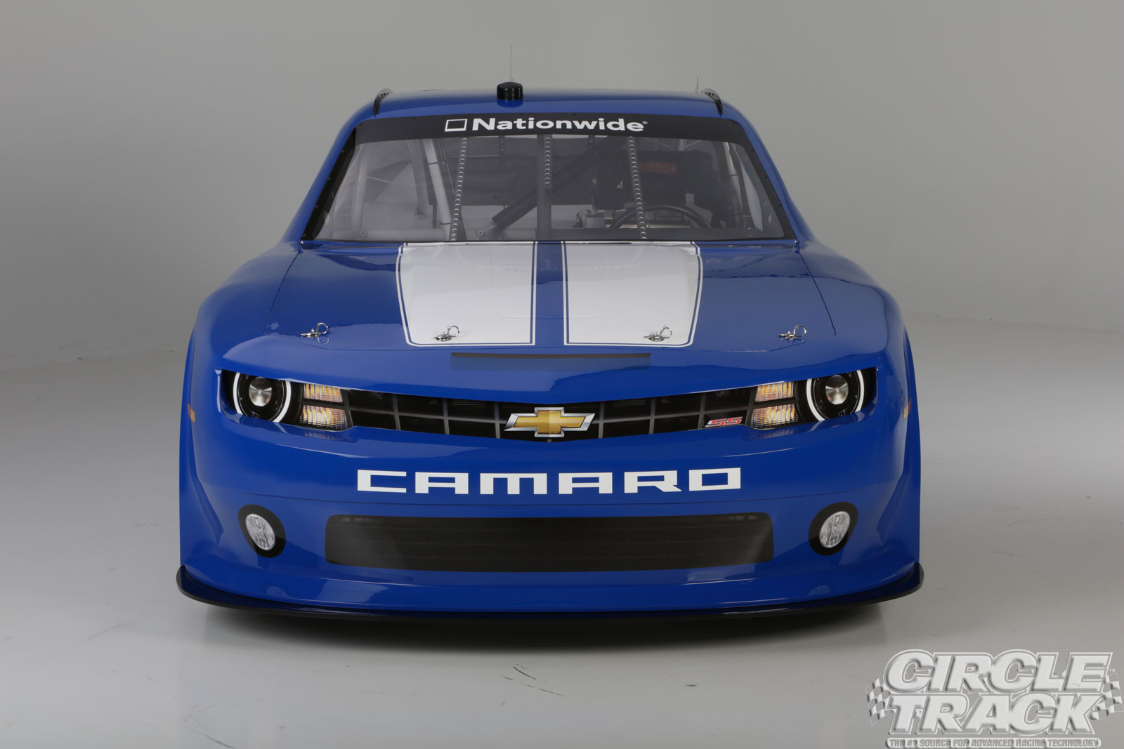 NASCAR Nationwide Series Camaro Debuts In 2013
