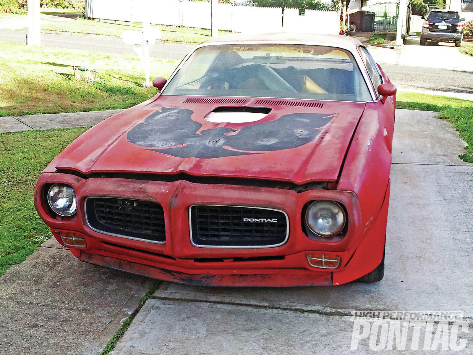 In need of a restoration, it was rather complete and seemed like the perfect project for Michael. From its host of options, and the timeframe in which it was built and sold, all indications suggest it was the Super-Duty Trans Am used in several vintage road tests.