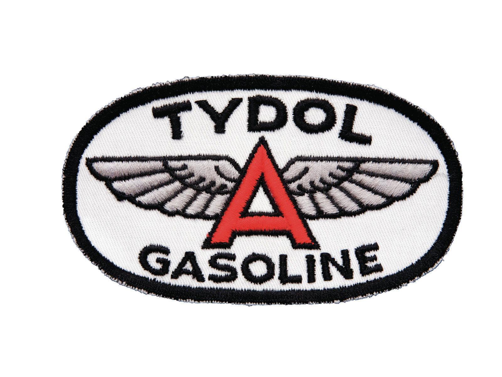 04] Beginning in 1932, J. Paul Getty's Associated Oil Company used the Flying A brand for its premium gasoline. When Getty purchased the Tidewater Oil Company in 1937 and merged the two companies, gas stations on the West Coast became Associated Flying A, while East Coast stations marketed fuel as Tydol Flying A. Today, the company is known as Royal Petroleum Company, and the Flying A brand is still used in Northern California.