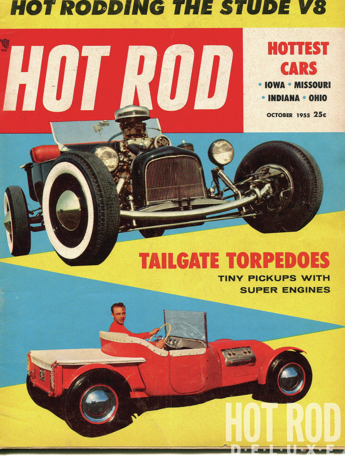 It's been 58 years since HRM's main cover story launched the T-bucket craze. No byline appears above the well-written, tech-heavy article inside, which was probably penned by Editor Wally Parks and/or Technical Editor Racer Brown.