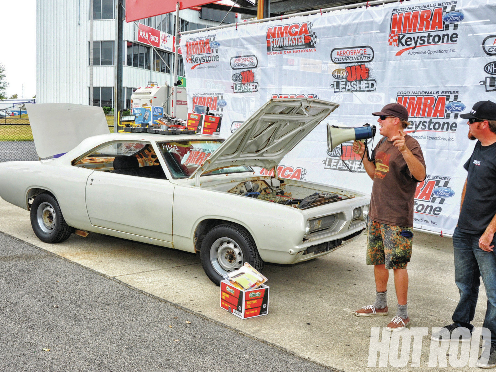At last, the Cuda gets auctioned off and eventually ends back home at CTC Auto Ranch to be recycled into even more cash.