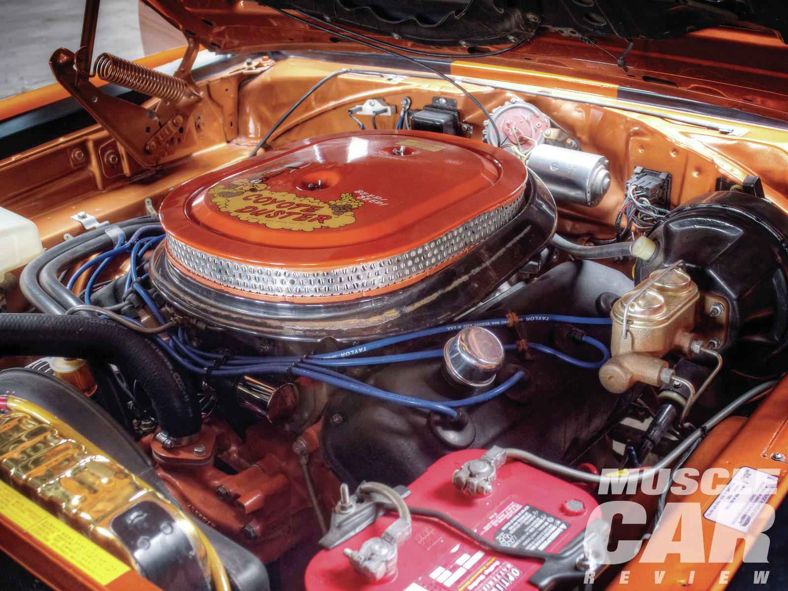 The Road Runner's family car status ended after an ill-fated trip from Colorado to Oklahoma. The water pump quit, the engine got hot, and piston rings collapsed. Ronnie parked the car and didn't work on it again for some two decades.