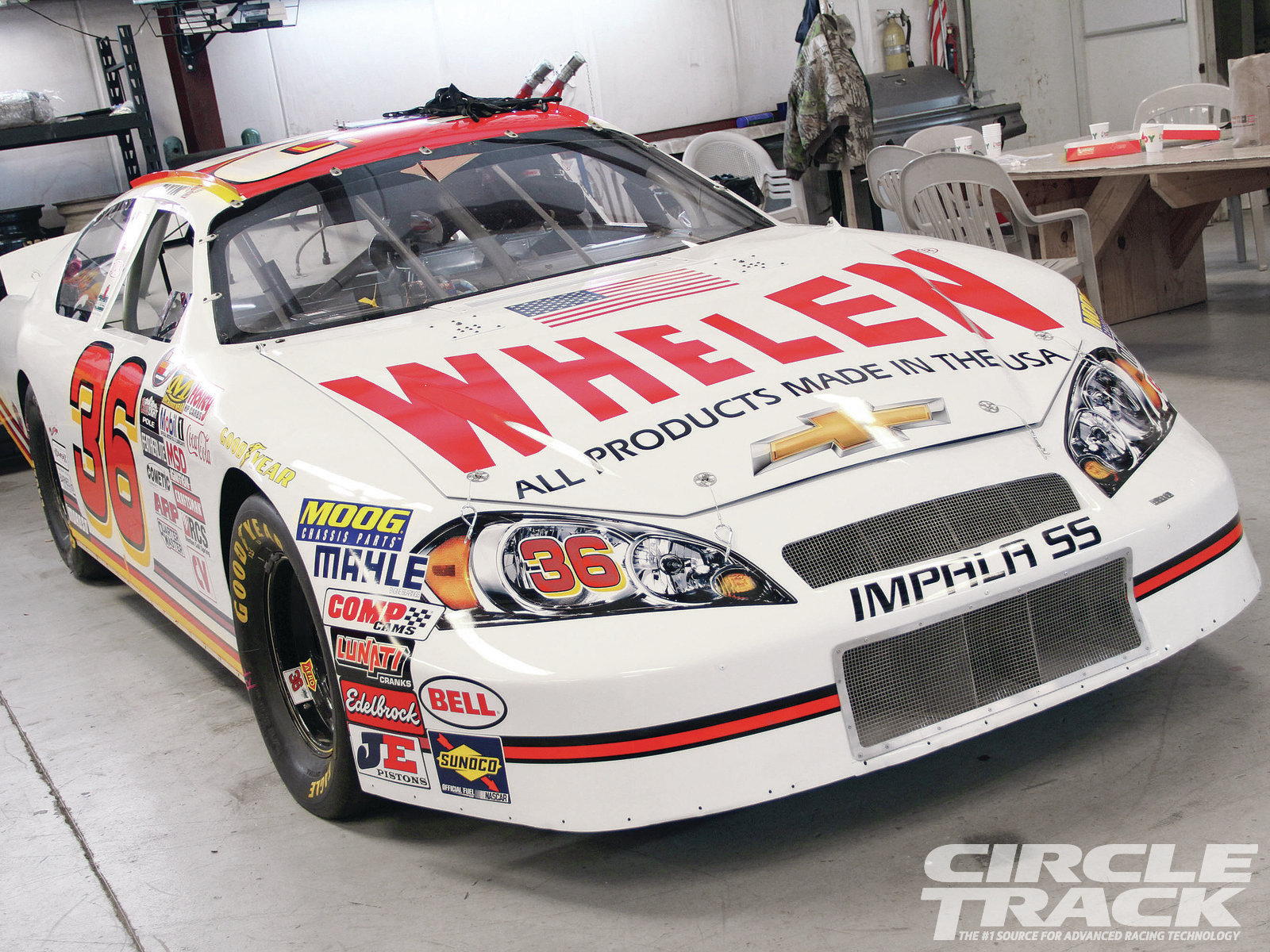 17. In addition to the Whelen All-American Series race, Dalton will also be competing in the K&N Series race on the 0.4-mile track at Daytona. It's going to be a busy week for our young driver, but we know he's up to the task.