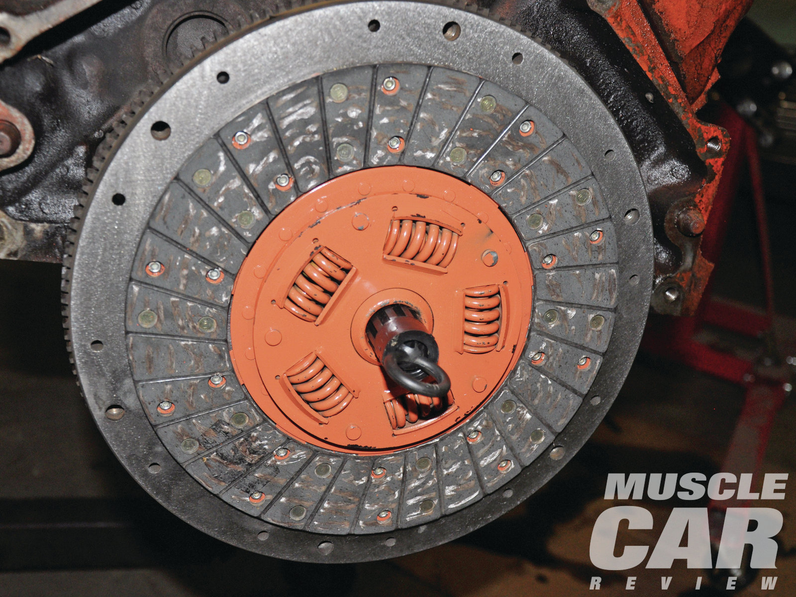 Hays Clutches offers high-quality 10½-inch Street Performance kits for a wide range of vehicles. They are made in the USA and were widely used back in muscle's golden era. The supplied plastic pilot shaft installation tool enables correct placement of the clutch disc.