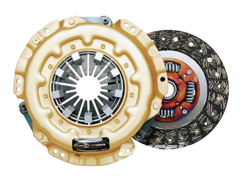 [08] The Centerforce One and this clutch is an OE-style replacement with slight performance improvements. Great for a stock small-block or inline-six.