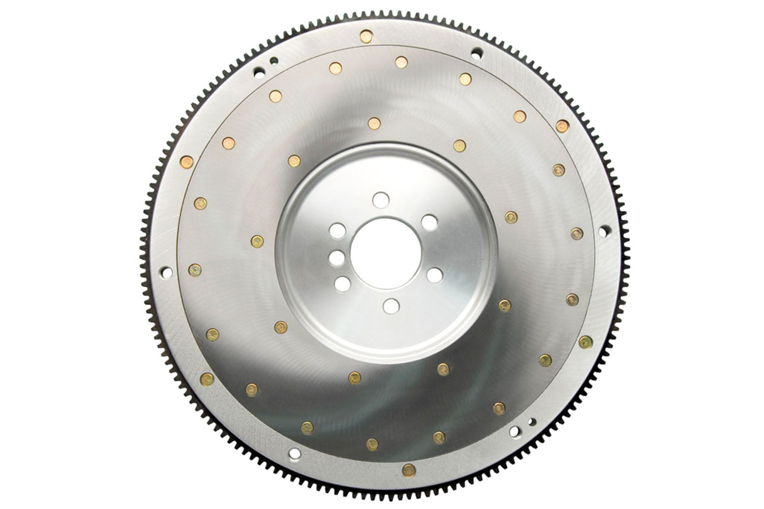 [12] Think of flywheels like brake rotors and that they do wear over time or during heavy abuse. The flywheel material will have an effect on performance because of the weight to move the flywheel.