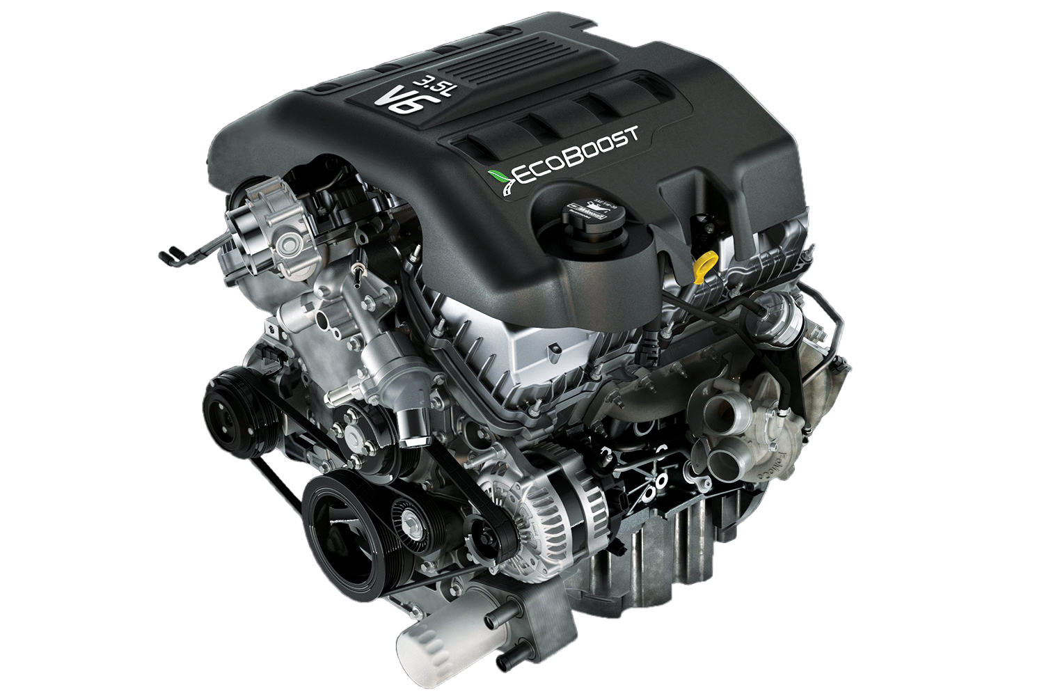 Ford Ecoboost Engine Quick Test