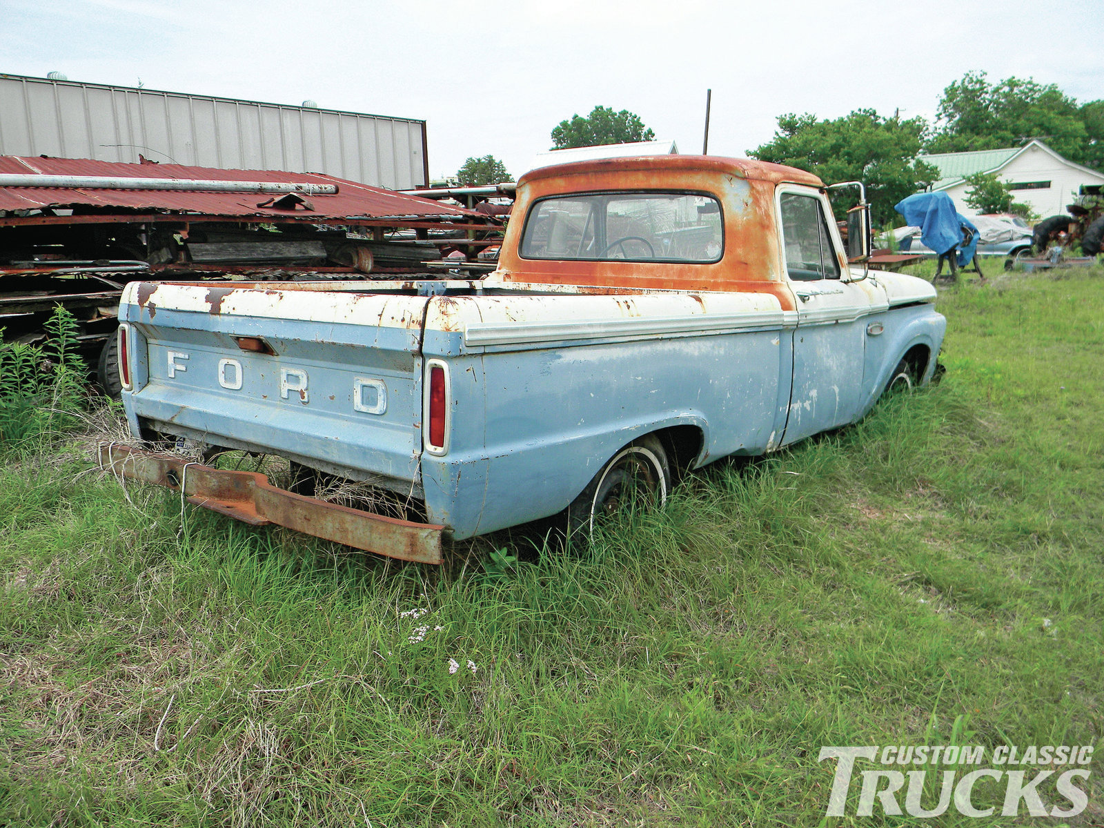 1965 ford f100 side mirrors