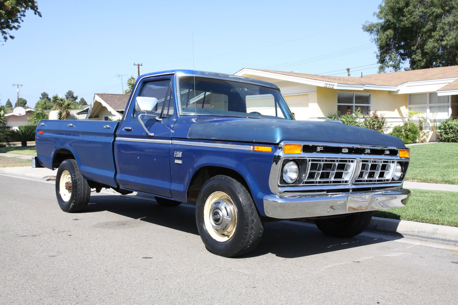 My 1976 Ford F-250