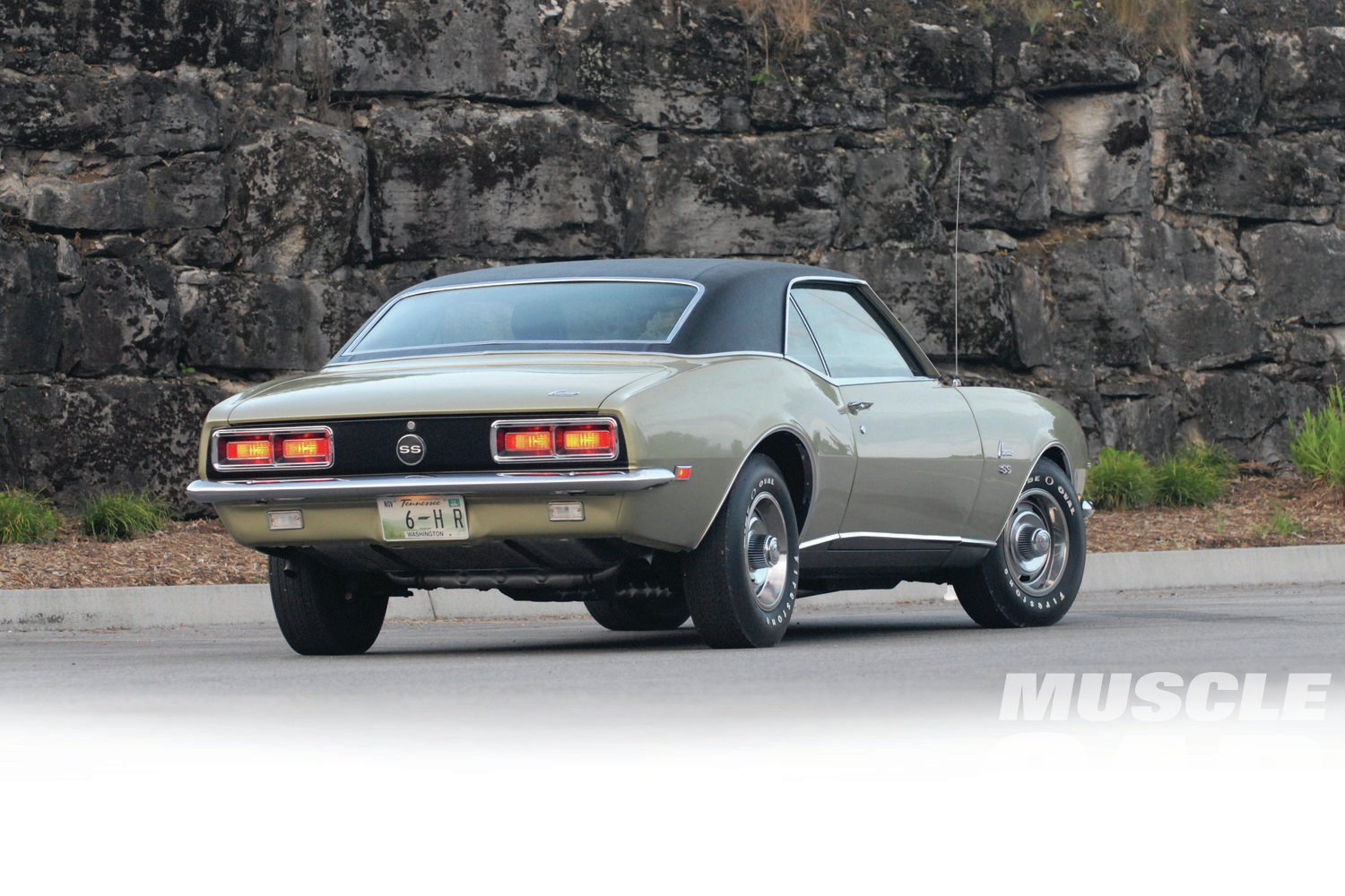 What started as a father/son bonding experience turned into a full-blown, nut-and-bolt resto of this '68 Camaro. The car was too rare, and too well documented, not to give it the full resto treatment, says Randall Matheson, who rebuilt the car with son Dave.