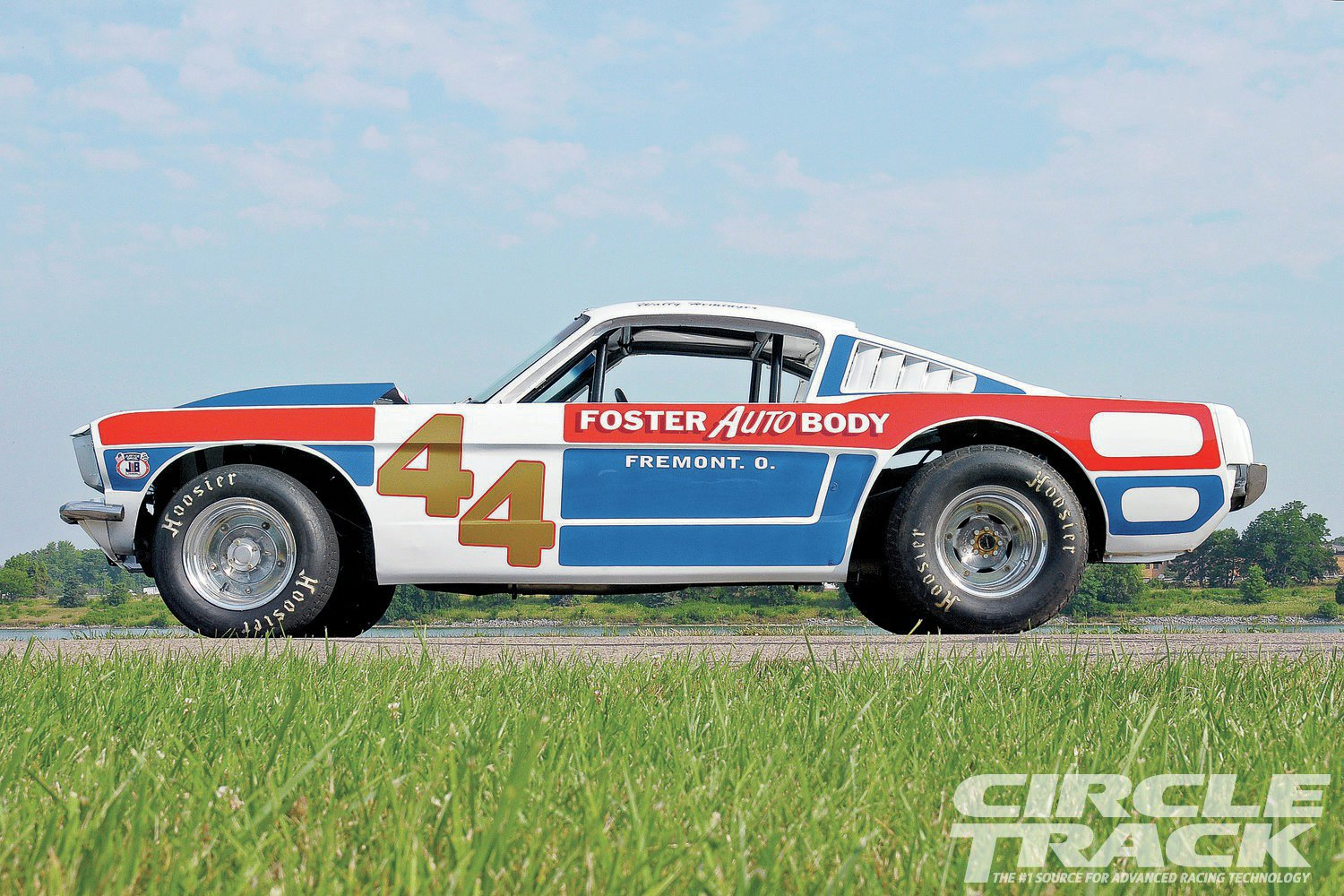 Ford Dealership Franklin >> '70s Ford Mustang-based Dirt Late Model - Hot Rod Network