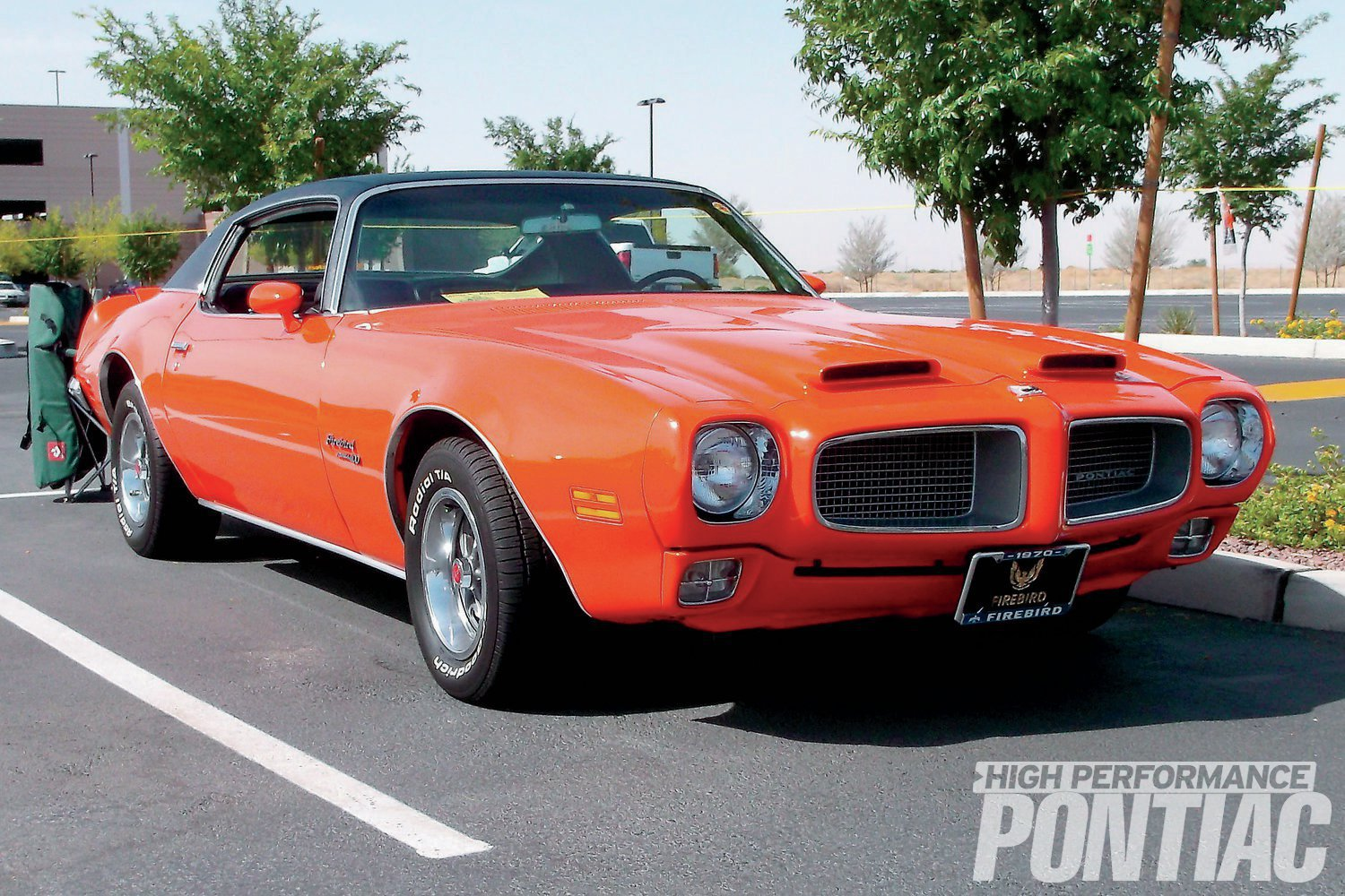 Although there were many, many more fine Pontiacs at the event, there's only enough space left for one more shout out, and this one goes to the original-owner '70 Formula 400, bought new by Dave Peterson, which won Best Firebird '70-'74.