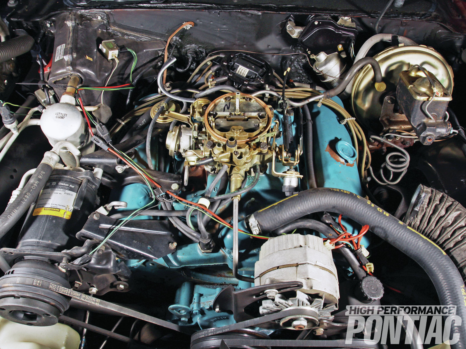 1977 Pontiac Trans Am - Factory Fresh  Part 1