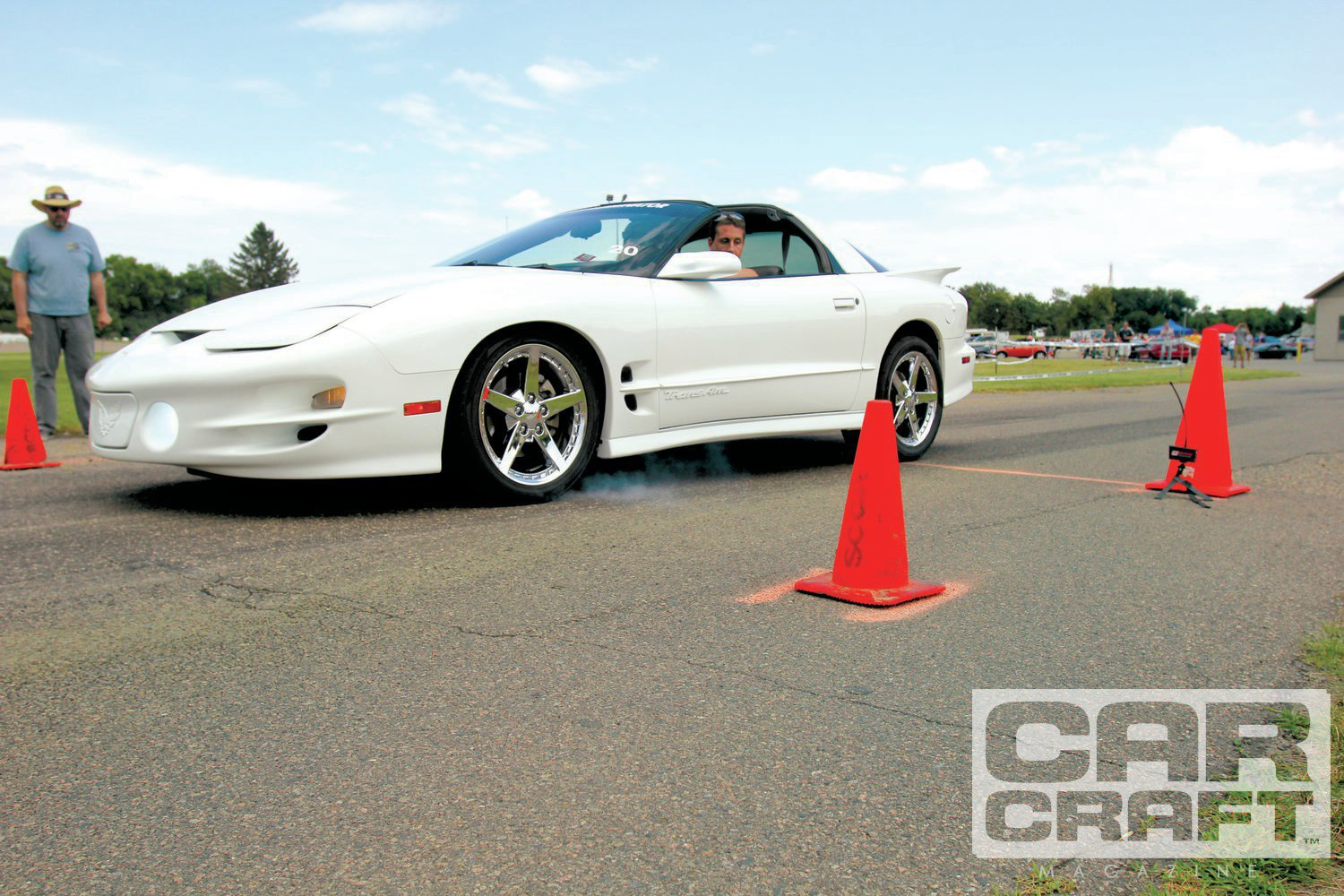Fourth-generation F-bodies like Eric Sward's '89 Trans Am offer an excellent suspension that can be very quick on the autocross with a few suspension mods. Eric finished Tenth overall in the Late Model class