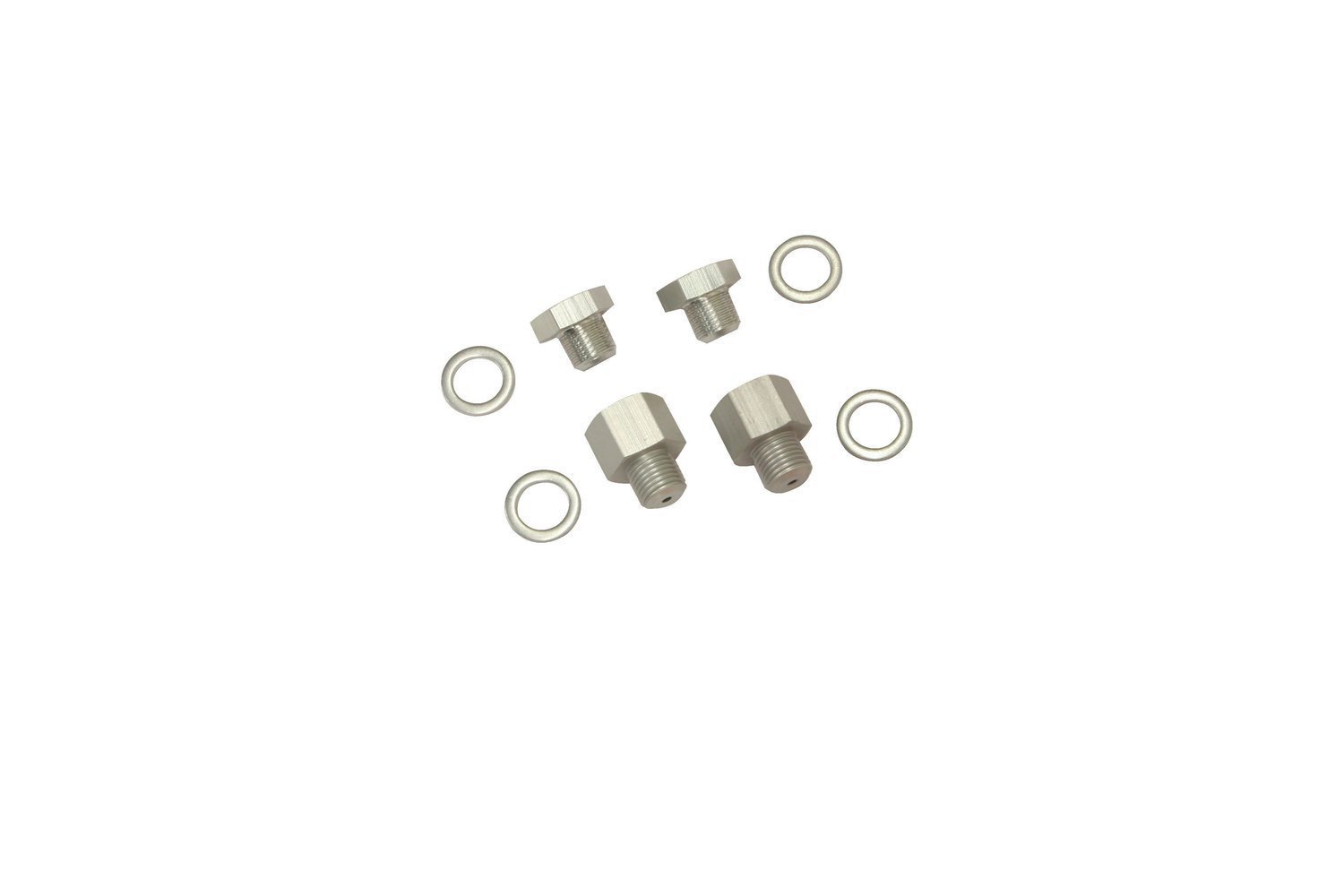 4. Wilwood's master cylinder features dual outlets and comes complete with plugs and adapters, saving a trip to the auto parts store.