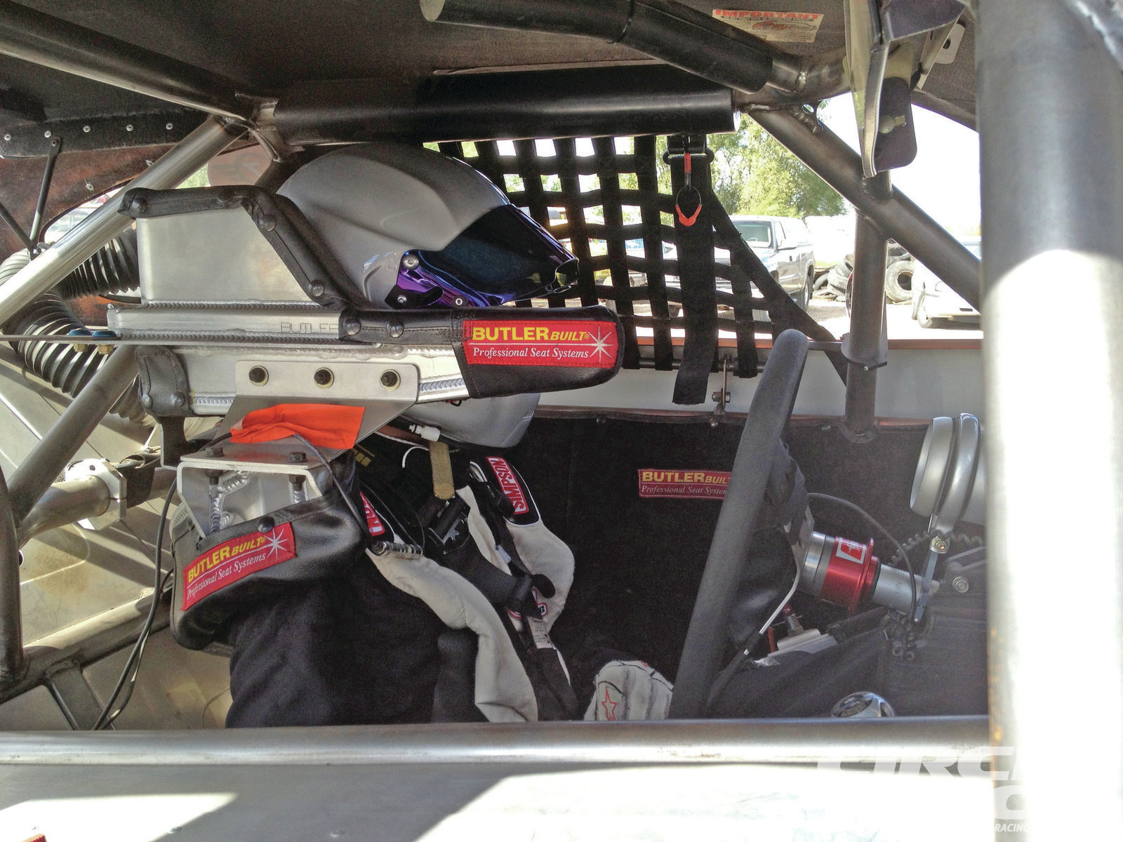 04. Full containment seats are necessary to minimize your chance of serious injury in any wreck.