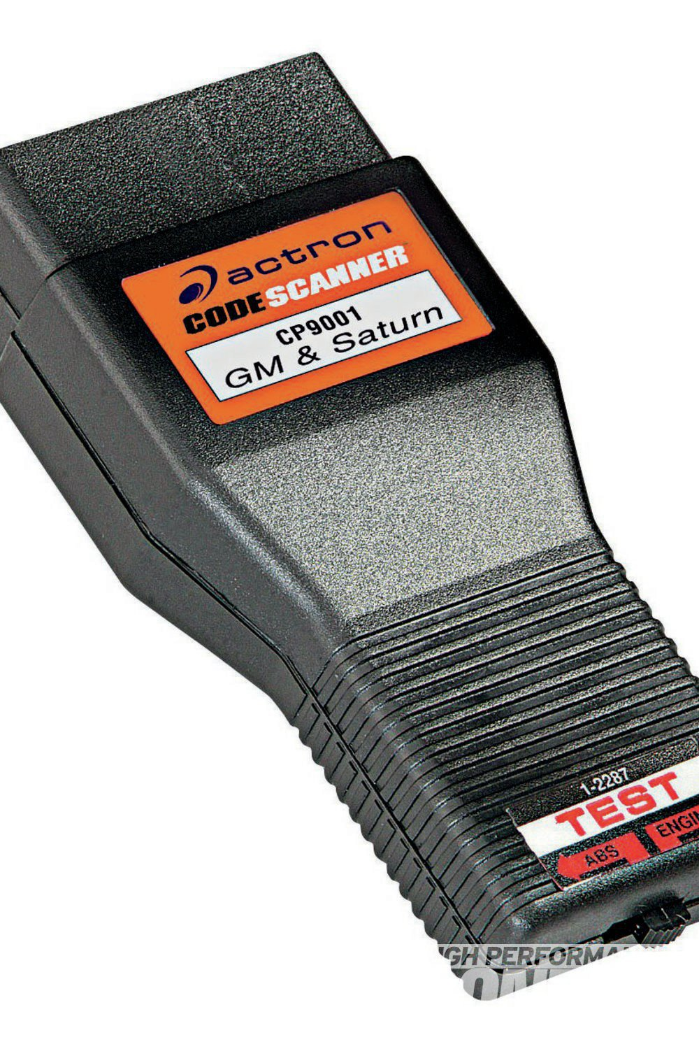 3. Actron's Code Scanner (PN CP9001, MSRP $29.95) makes it easy to read the flash-code sequence GM used prior to implementing OBD-II. Just plug it into your Pontiac's ALDL connector and decode the flashes. (We explain how in the story.)