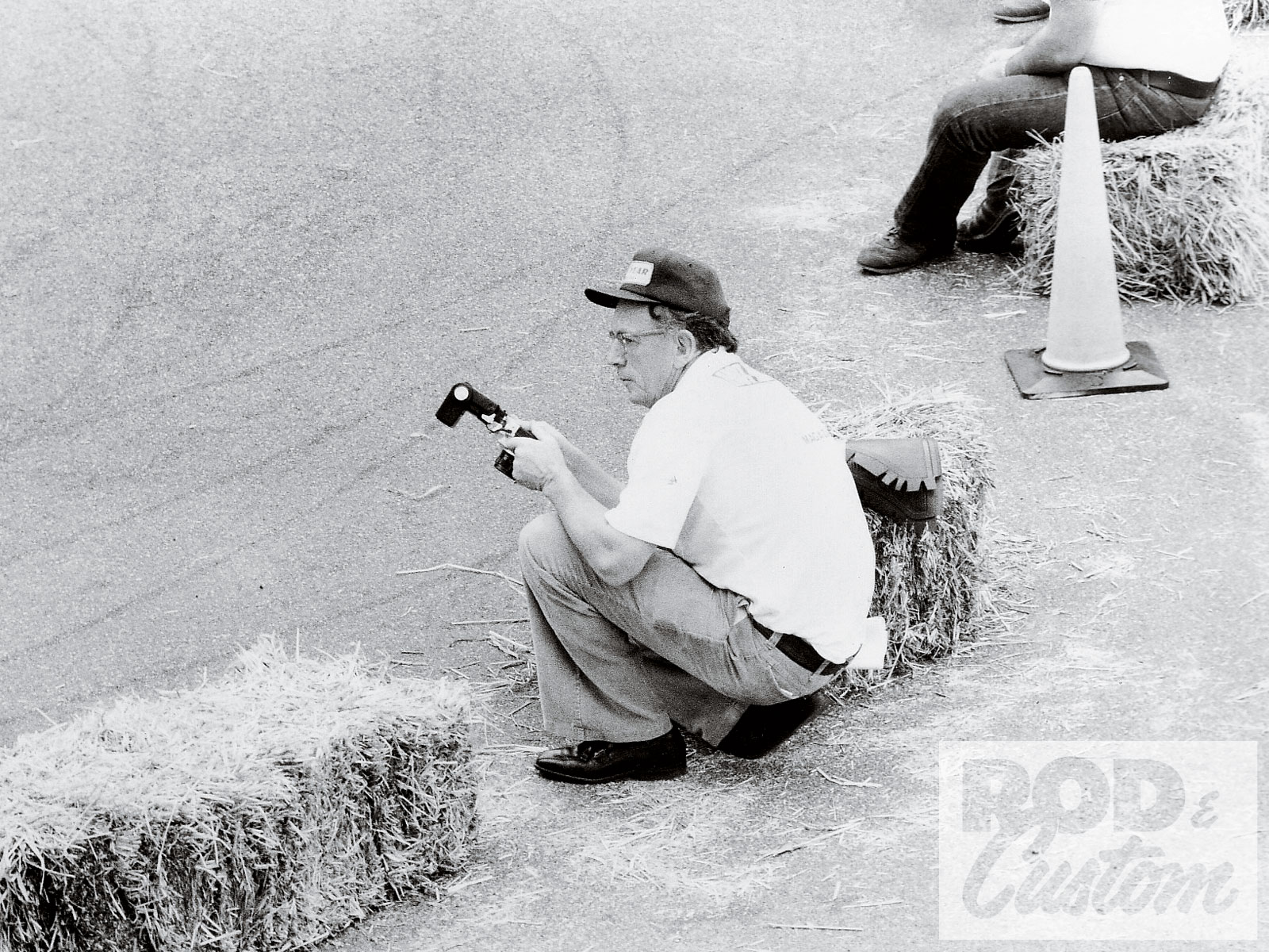 Tom covered every form of racing, from Bonneville to the Indianapolis 500, El Mirage to go-kart races in the early years as well as his other assignments for Petersen Publishing.