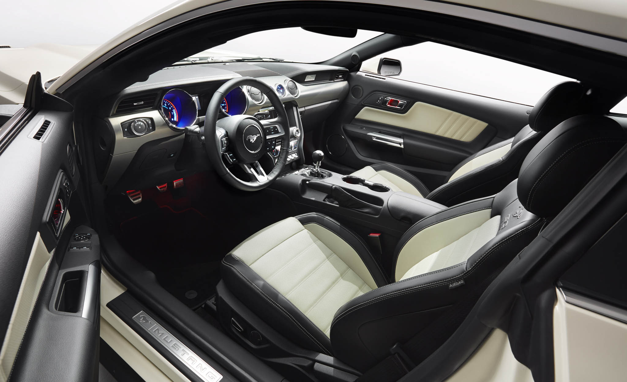 2015 ford mustang 50 year limited edition hot rod network