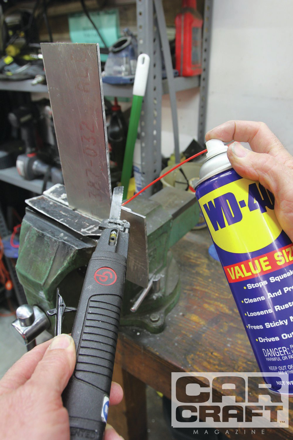 Aluminum is easy to cut, especially with a fine-tooth jigsaw blade, but the aluminum will quickly load up on the blade. Coat the blade with WD-40 or other lubricant and this will keep it free to cut long slices of aluminum plate.