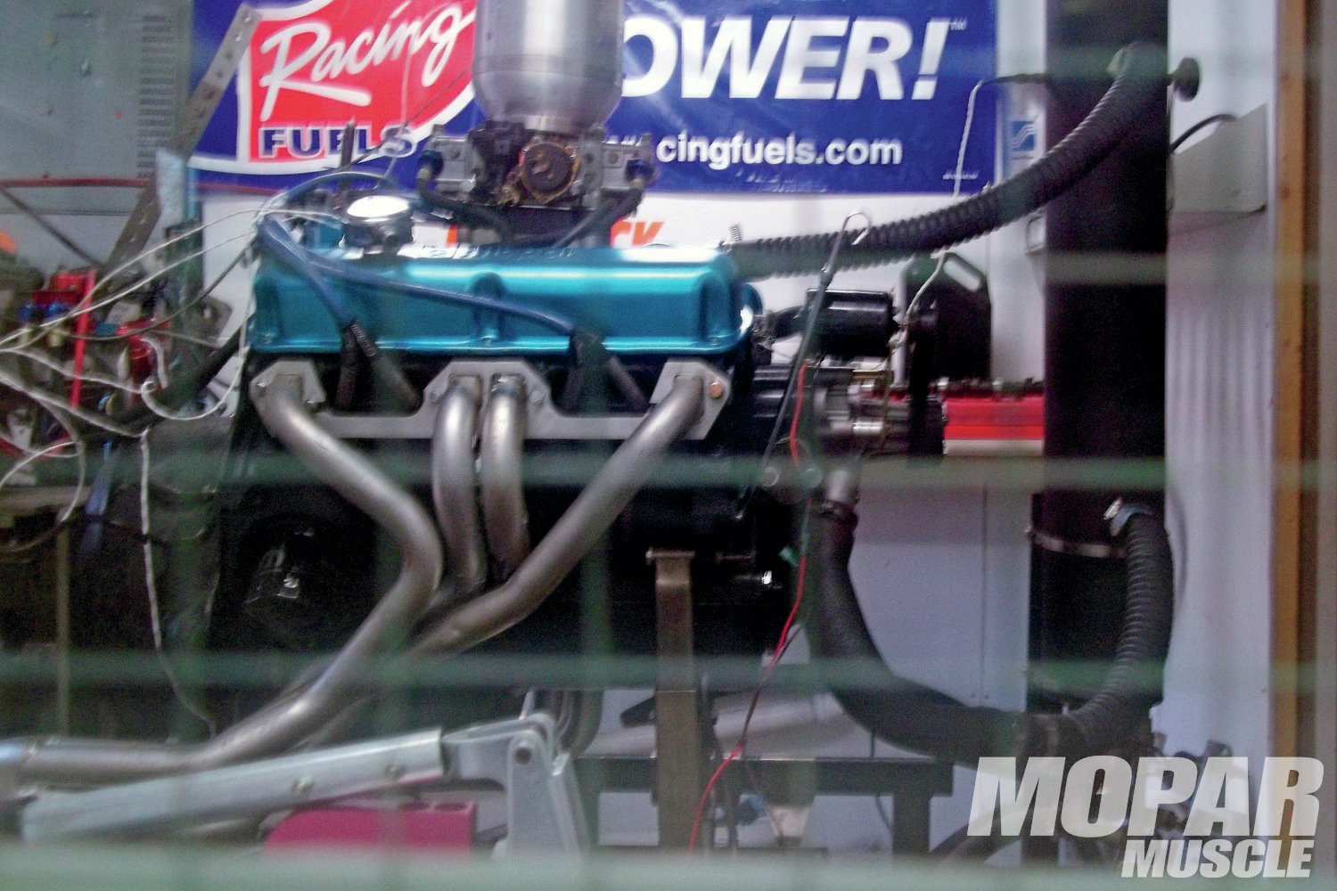 3. The Hooker 15⁄8-inch street headers are a great choice for mild applications like we were testing, offering a nice overall performance increase over the stock manifolds.
