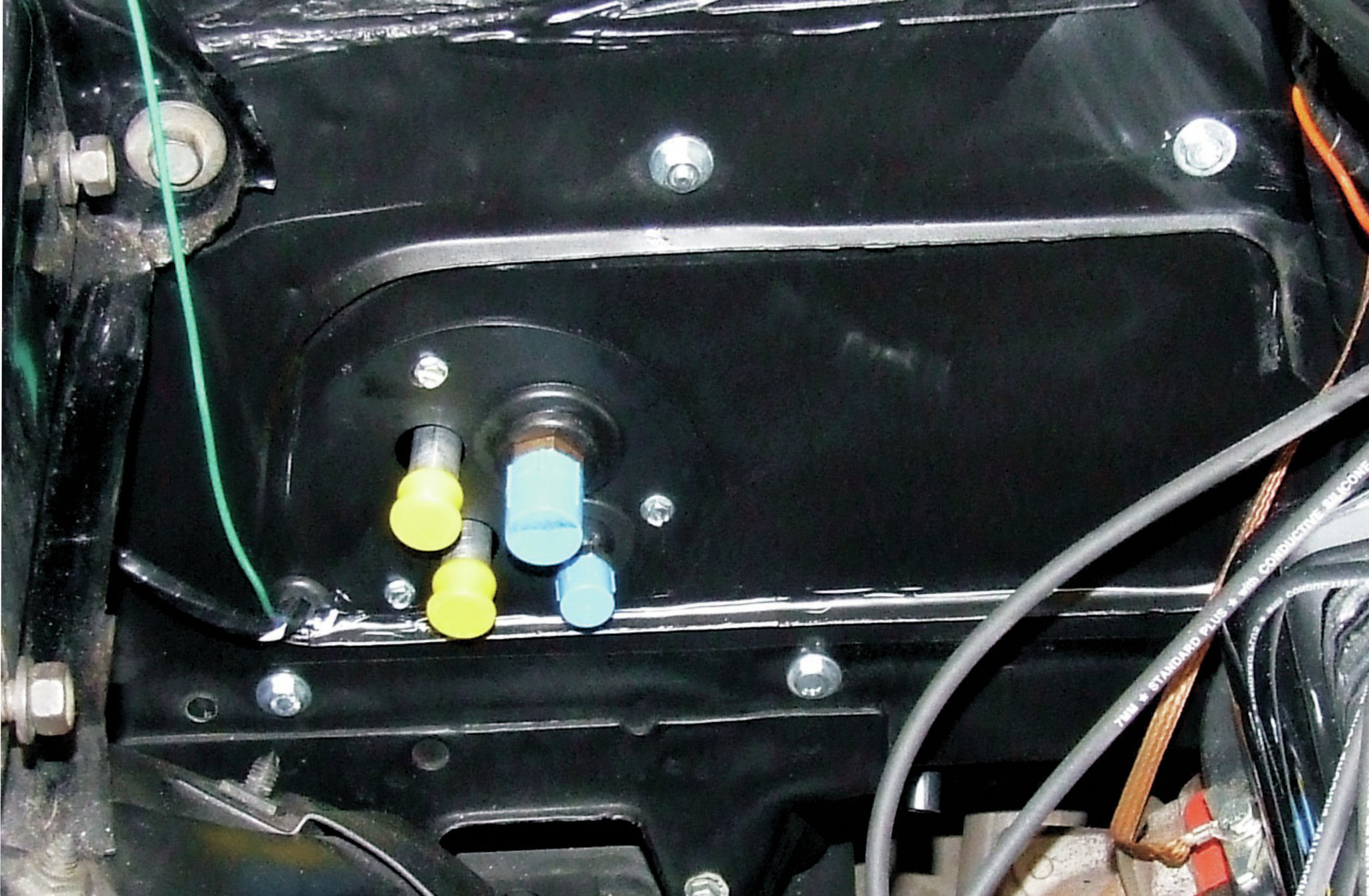 Installing Air Conditioning In Your Muscle Car