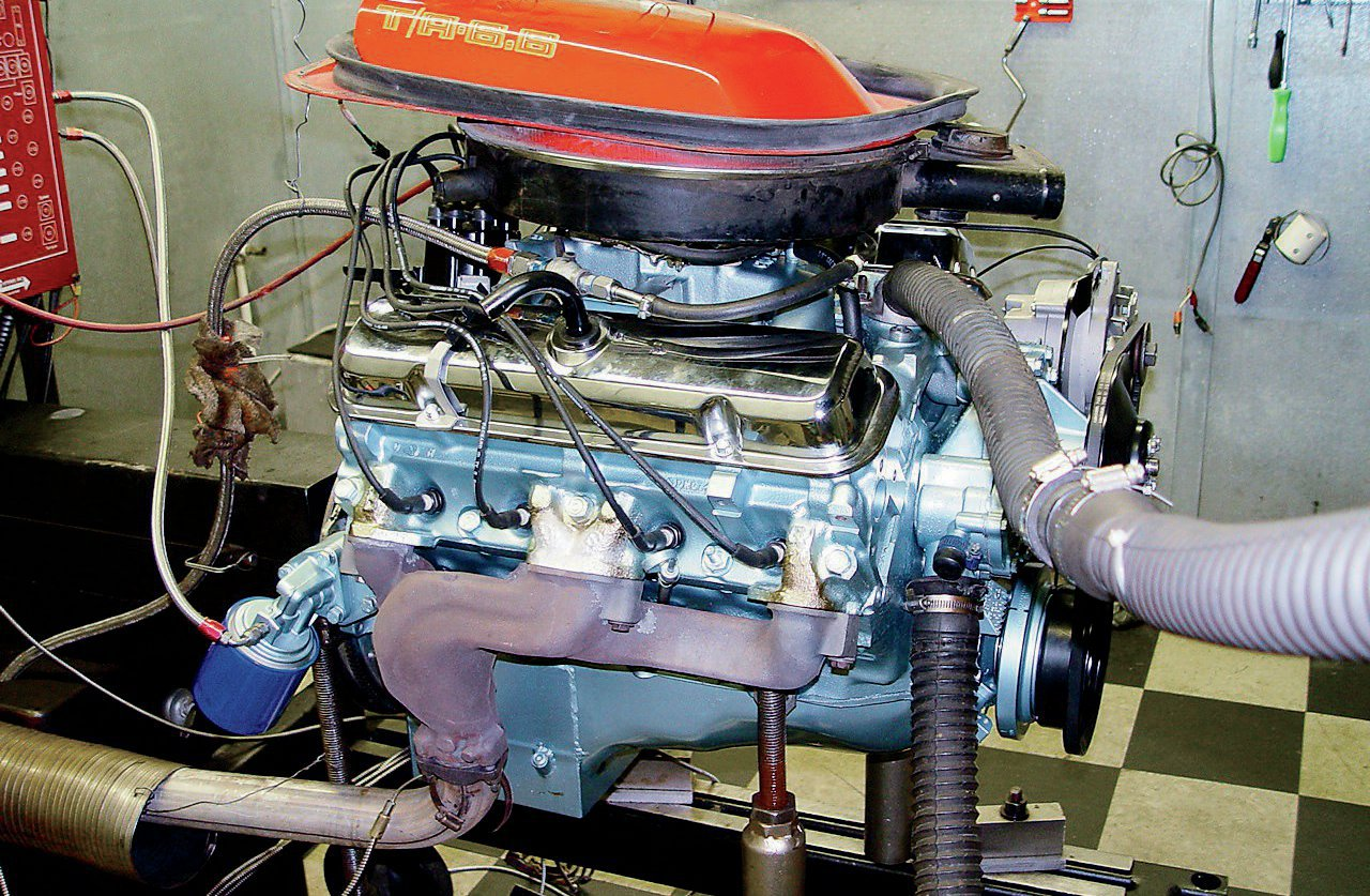 Pontiac specialist Dan Jensen has spent many hours of dyno time studying what does and does not make power on stock and near-stock muscle-car engines.