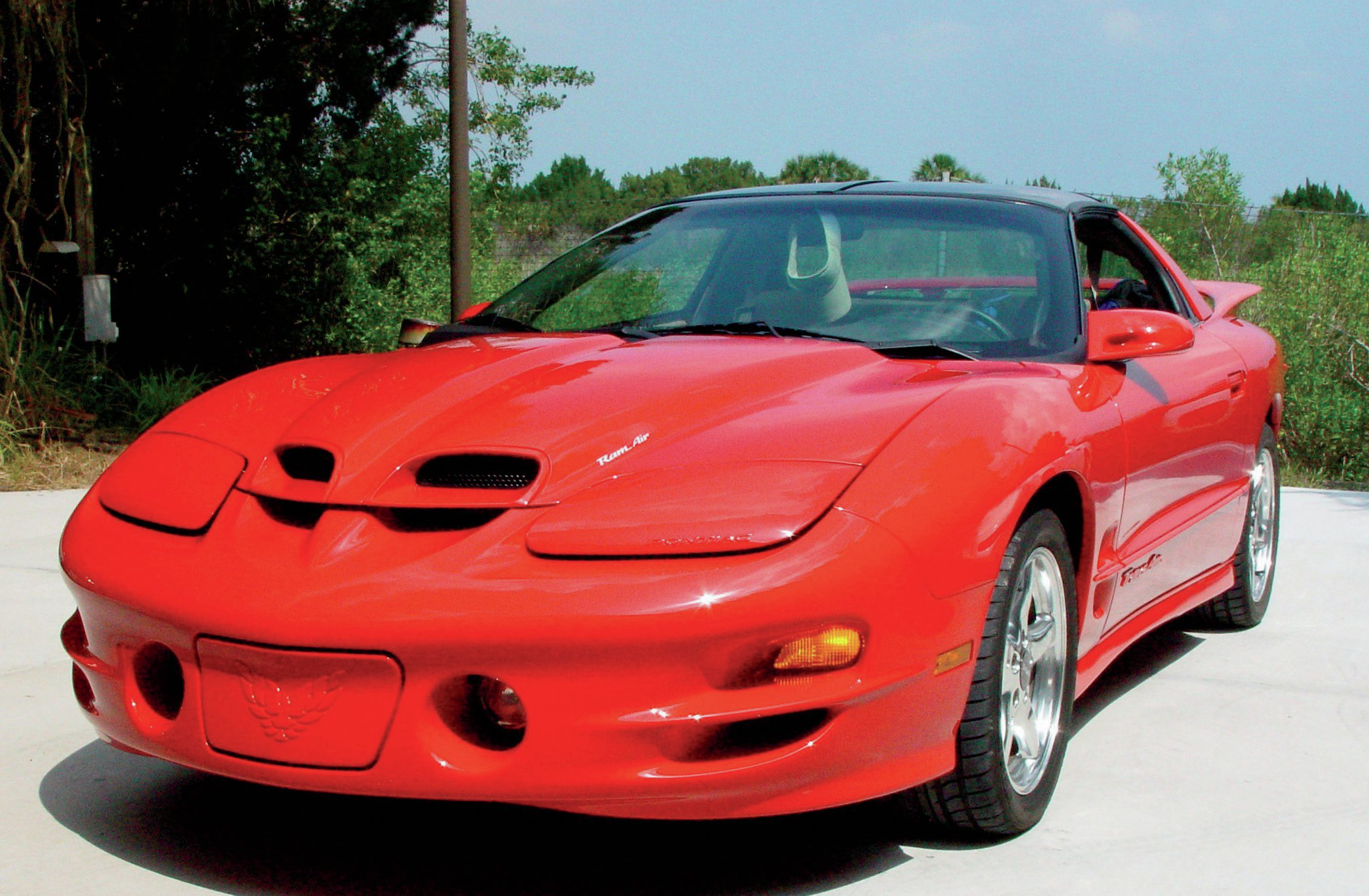 In 1997, John was named GM's chief engineer for the F-body. He made many chassis and exhaust improvements to them during this assignment.