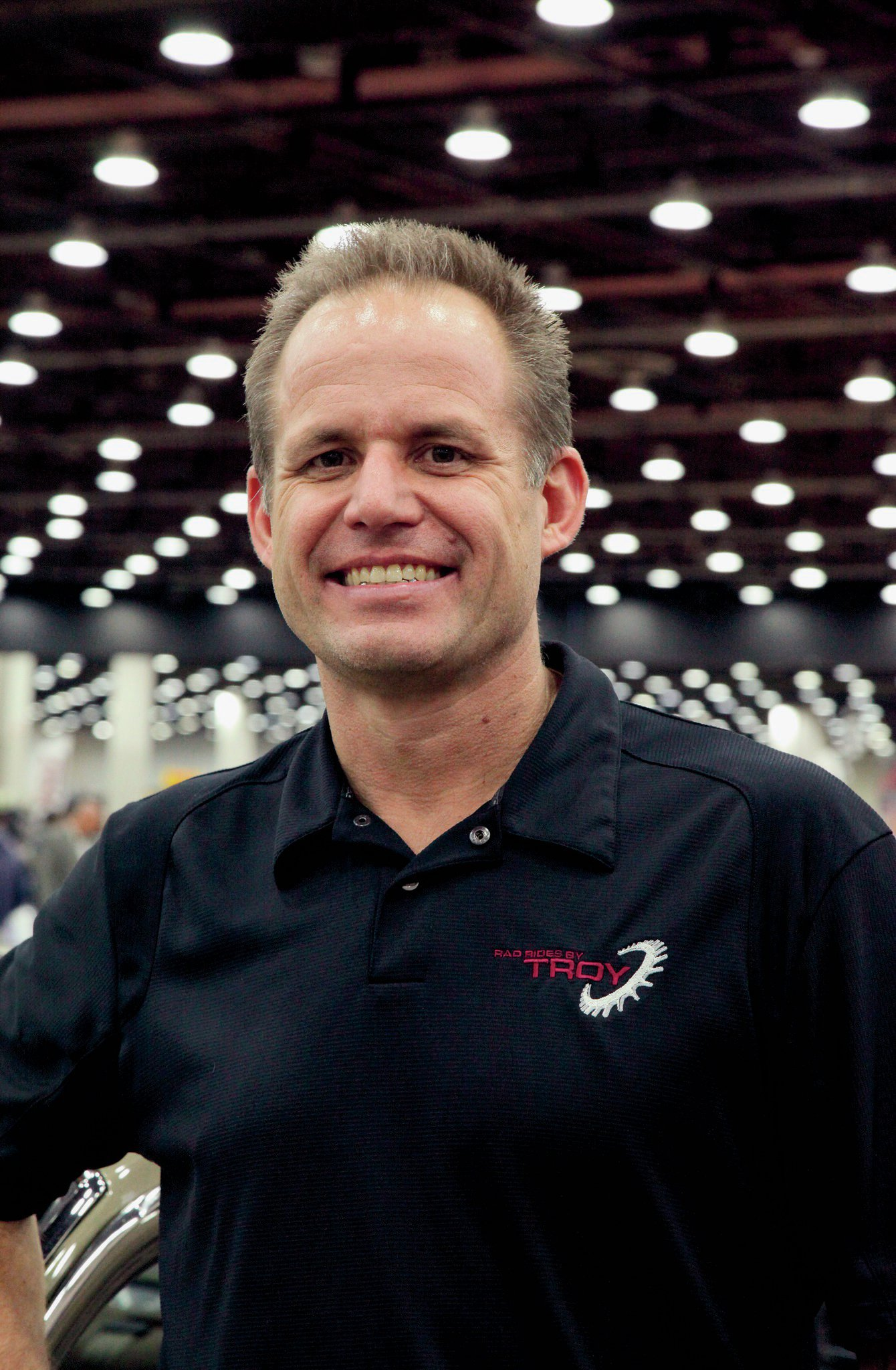 Troy Trepanier, the 2014 Detroit Autorama's Builder of the Year. In a relatively short 16 years, Trepanier, through his Rad Rides by Troy shop in Manteno, IL, has built some memorable vehicles for a host of clients, including AMBR and Ridler award winners, as well as record-setting Bonneville race cars.