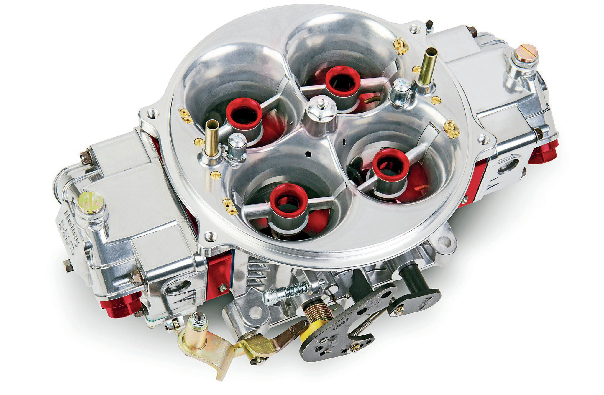 Most of us will probably never need Holley's biggest and baddest carb: the 1,475-cfm Gen 3 Ultra Dominator.
