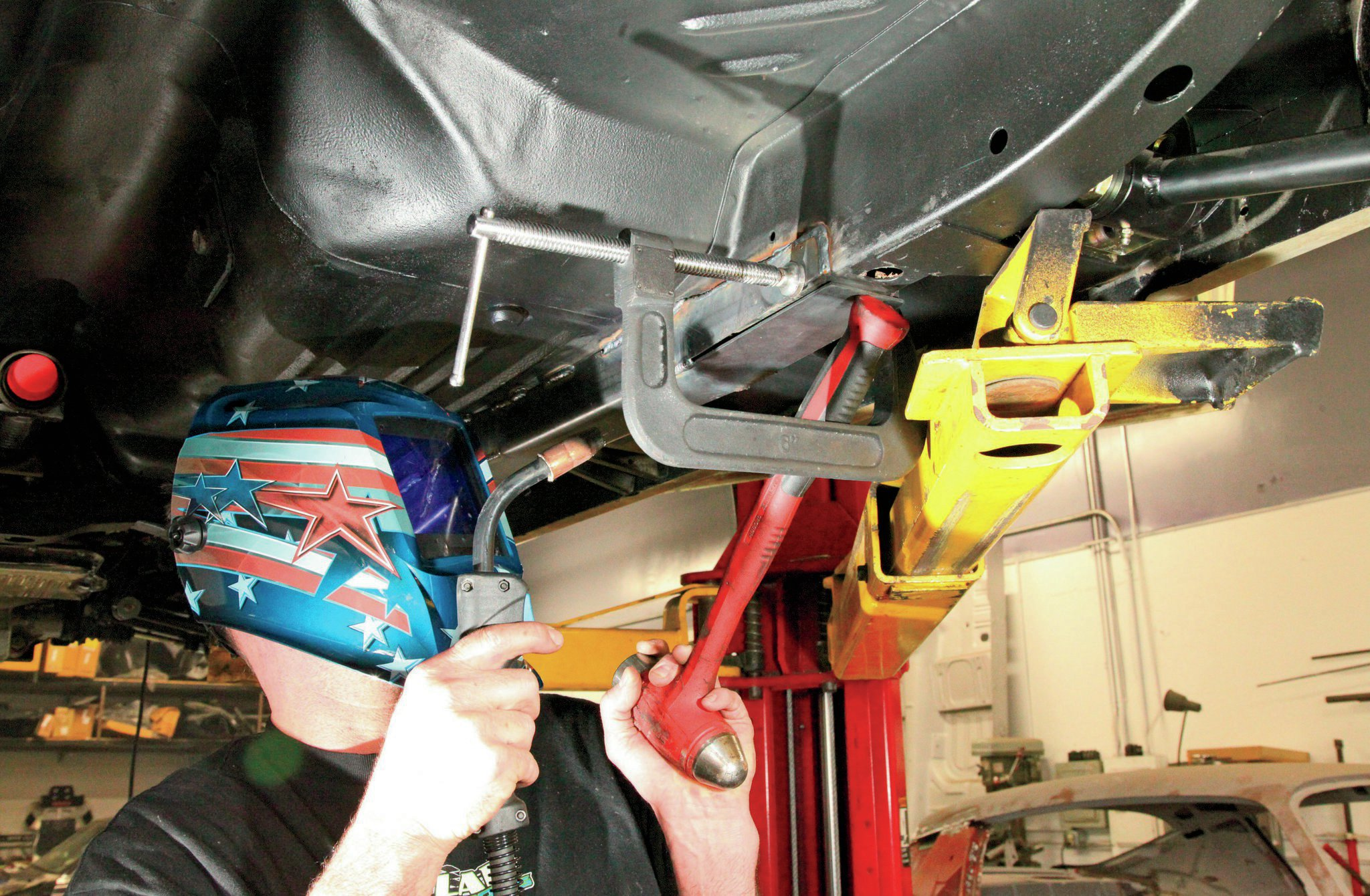 Weld In Subframe Connectors Hot Rod Network