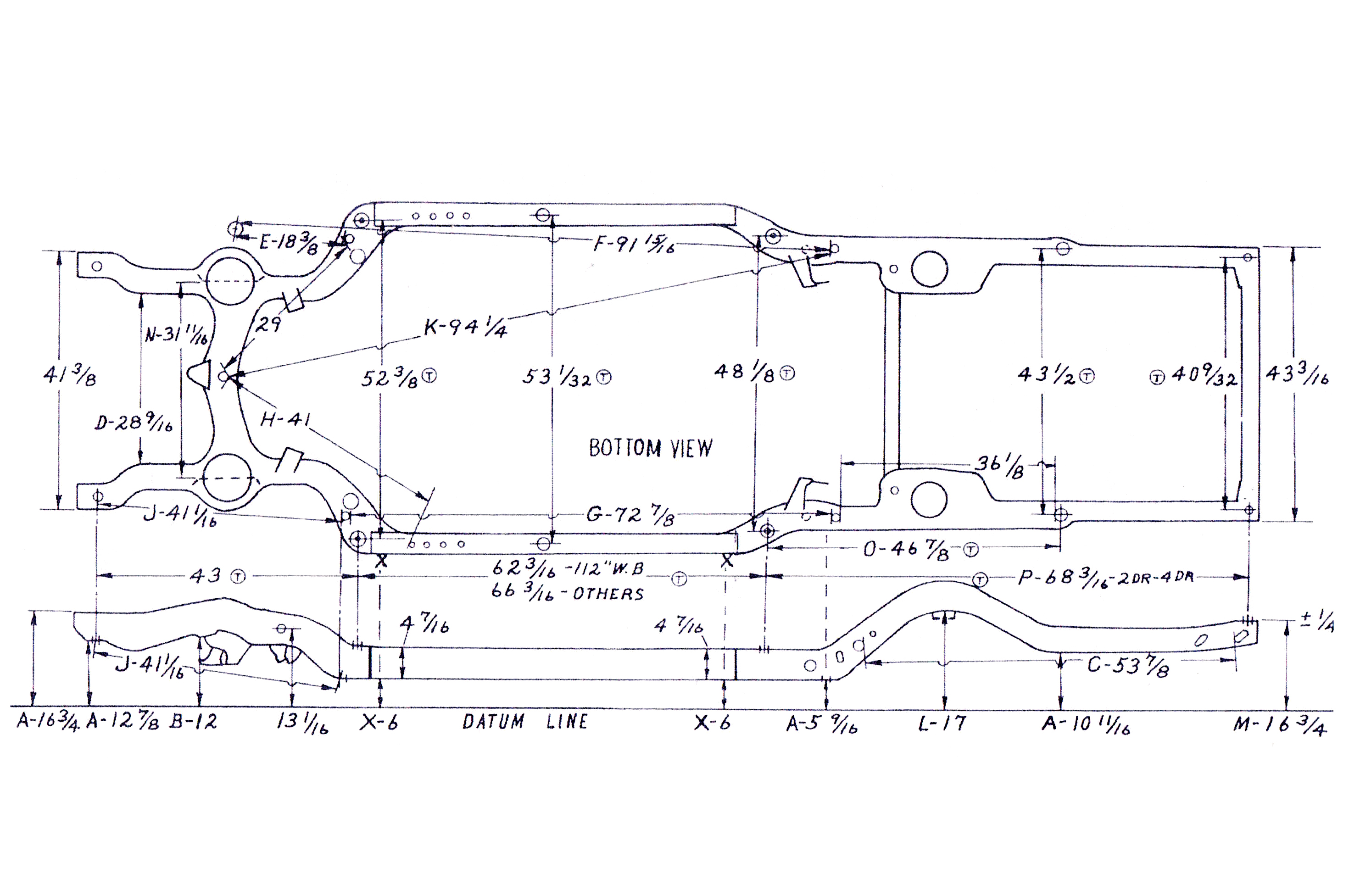 1960 Pontiac Frame Diagram Trusted Wiring How To Powder Coat A Hot Rod Network