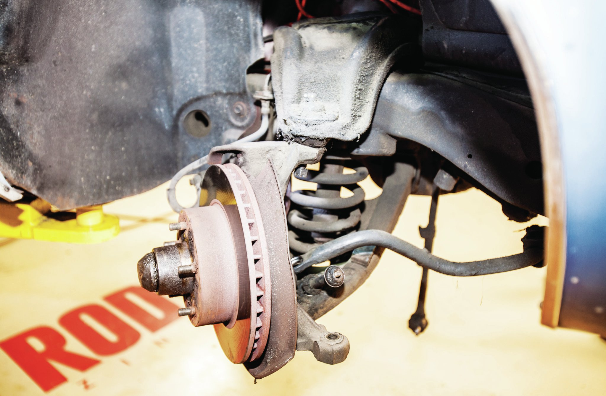 Step By Step: Upgrade GM A-body Suspension - Hot Rod Network