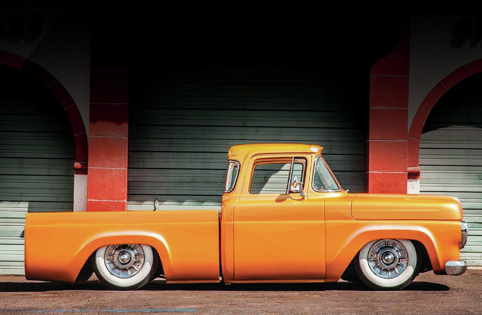 1959 Ford F 100 Minor Sensation Hot Rod Network