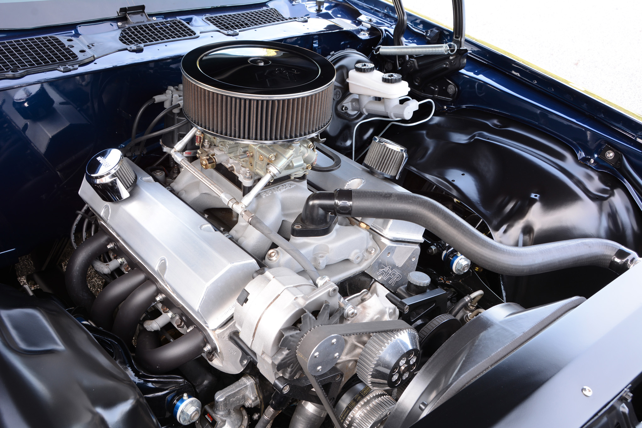Jonathan Sharpes Killer 1971 Chevy Camaro Hot Rod Network Engine Wiring Diagram On Abit He Swapped In A More Aggressive Small Block And Changed The Automatic To Four Speed Manual Among Many Other Changes Despite Facelift It Was Still