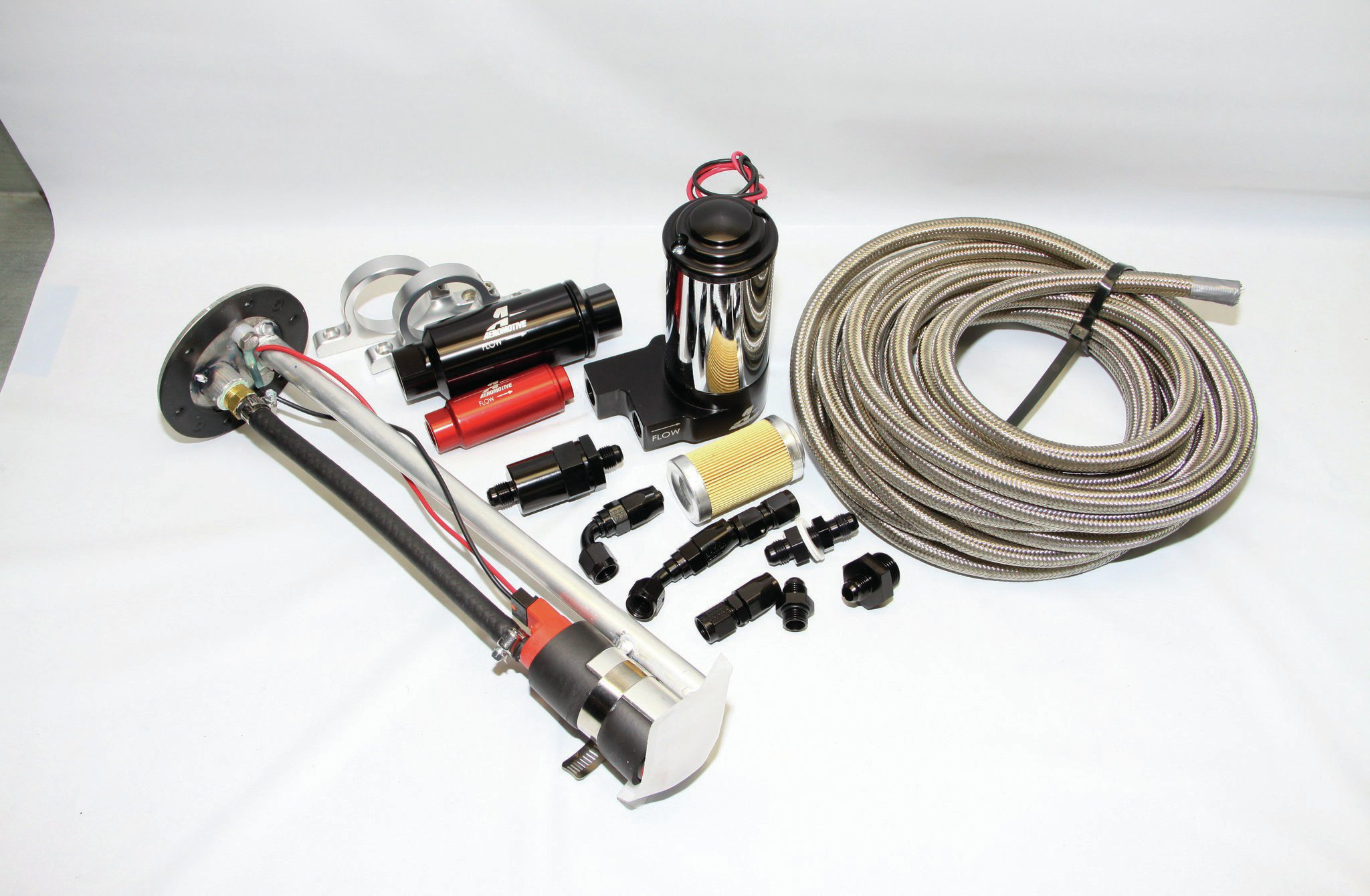 When it comes to fuel system components Aeromotive can supply all the parts required to feed any engine.