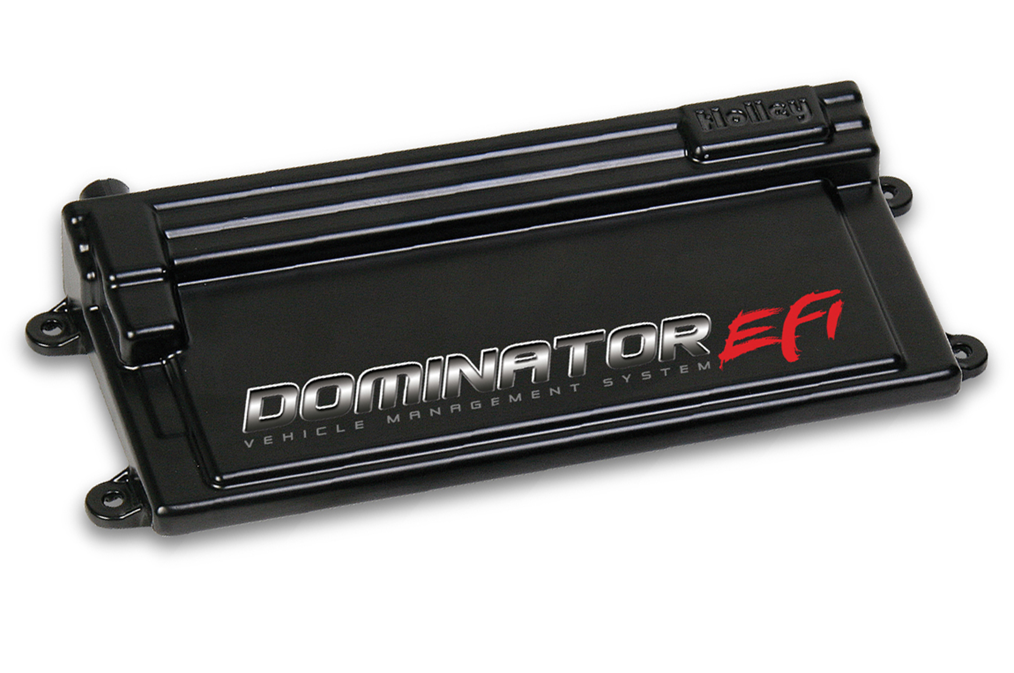 Holley's flagship Dominator ECU also works with the Gen III Hemi Plug-And-Play system and adds even more premium features like support for drive-by-wire. The antithesis of the factory Chrysler ECU, Holley's Dominator allows you to do anything you can think of, including supporting a very sophisticated race set-up.