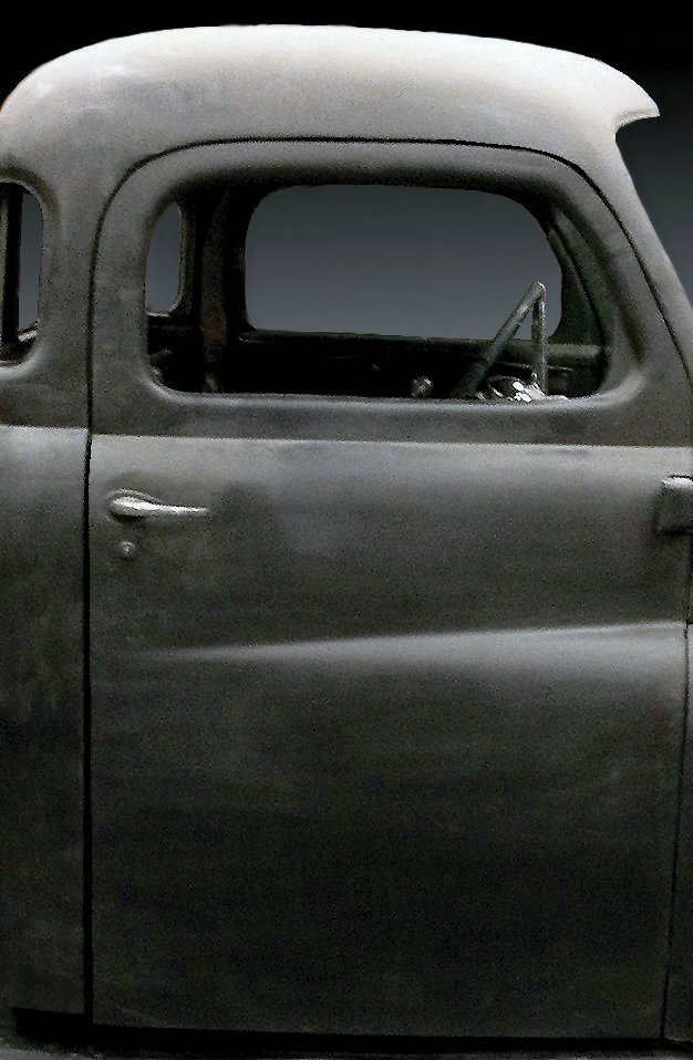 This month we'll cover how to straighten a truck door that's sagging in its opening.