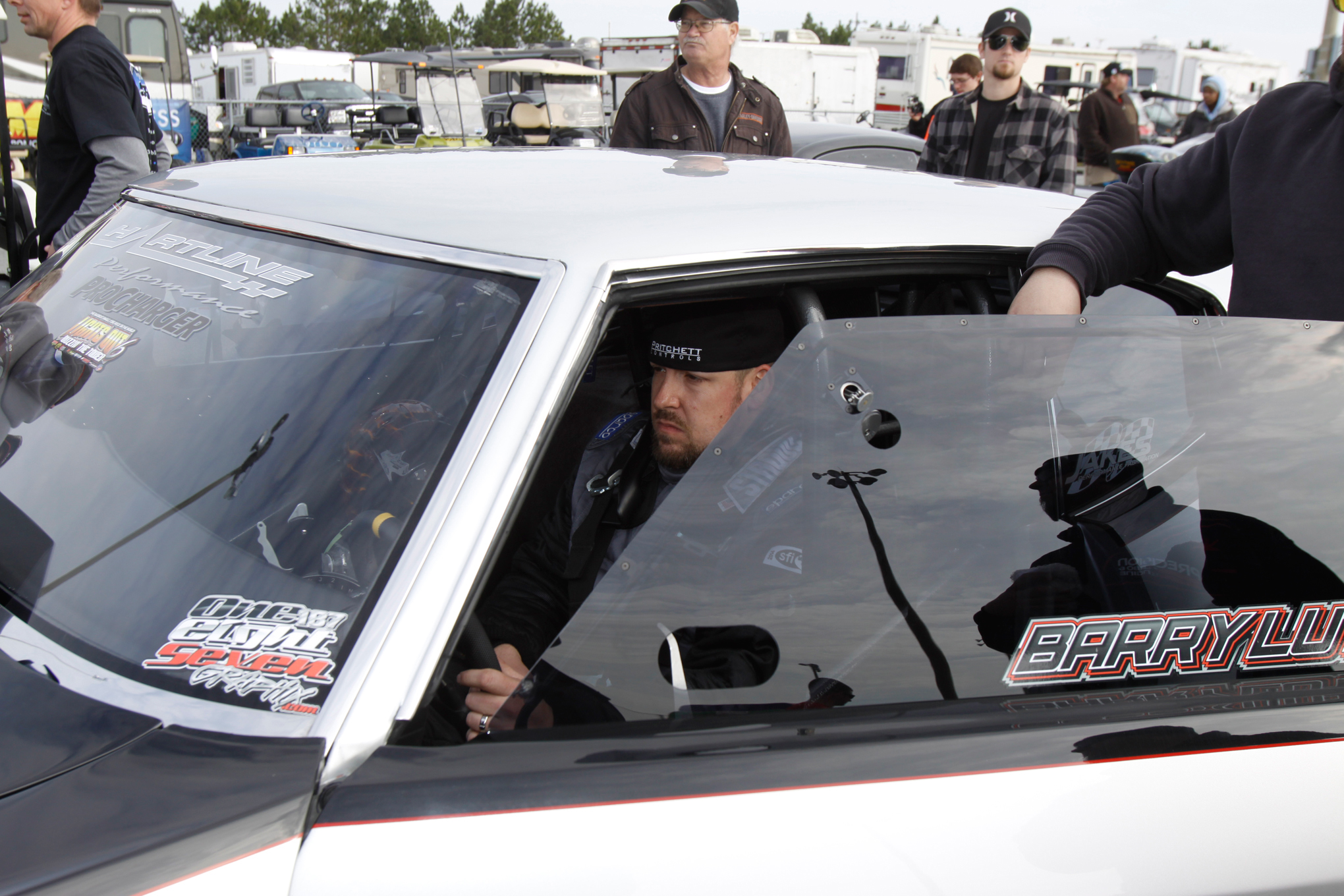 Race Weekend with Barry Lutz at Lights Out 6 - Hot Rod Network