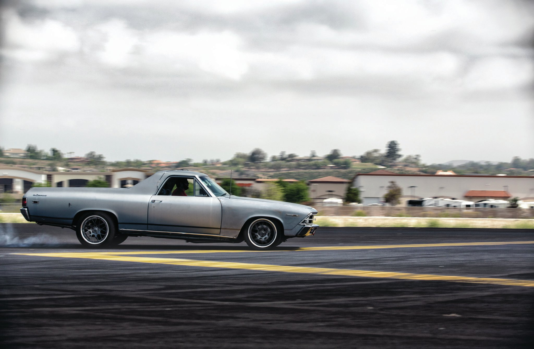 Our 1969 Chevy El Camino cornered well but stopped poorly, a trait we remedied in just one day of testing new brake parts and a new rearend.